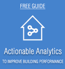 Actionable Analytics to Improve Building Performance